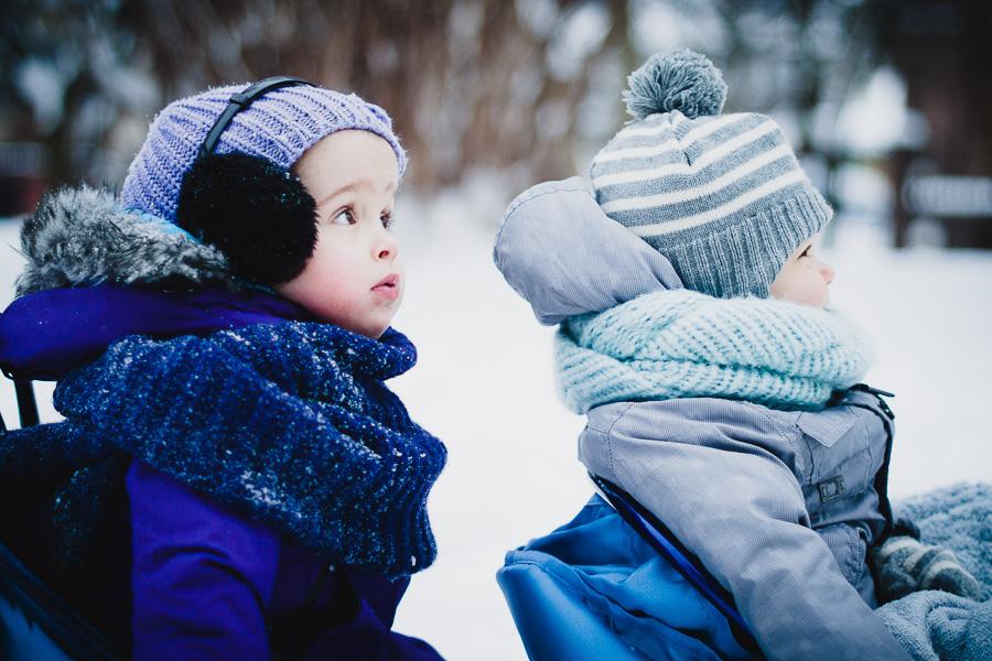 Lena i Kuba, blog rodzinny, blog dziecięcy, moda dziecięca, fotografia dziecięca - Pożegnanie zimy