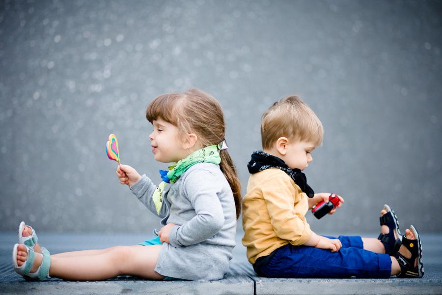 Lena i Kuba, blog rodzinny, blog dziecięcy, moda dziecięca, fotografia dziecięca - Summer in the city, part 3