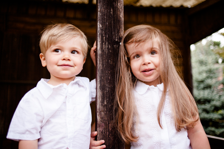 Lena i Kuba, blog rodzinny, blog dziecięcy, moda dziecięca, fotografia dziecięca - Pożegnanie lata