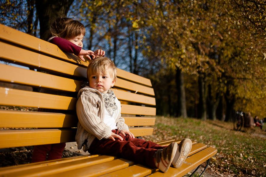 Lena i Kuba, blog rodzinny, blog dziecięcy, moda dziecięca, fotografia dziecięca - My się kochamy jesienią i latem…