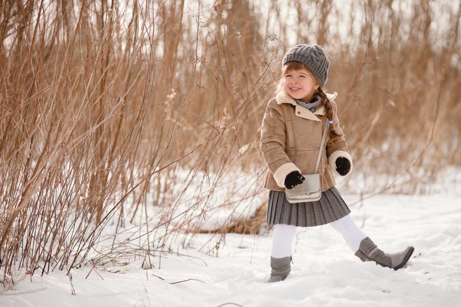 Lena i Kuba, blog rodzinny, blog dziecięcy, moda dziecięca, fotografia dziecięca - Zimowe love
