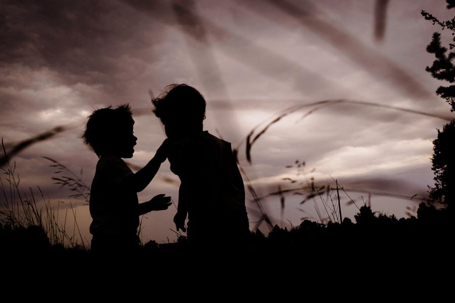 Lena i Kuba, blog rodzinny, blog dziecięcy, moda dziecięca, fotografia dziecięca - Cisza przed burzą