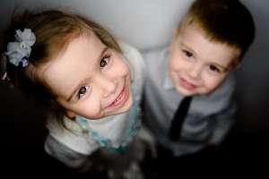 Lena i Kuba, blog rodzinny, blog dziecięcy, moda dziecięca, fotografia dziecięca - She is five!