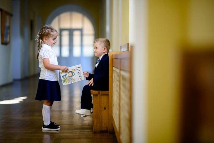 Lena i Kuba, blog rodzinny, blog dziecięcy, moda dziecięca, fotografia dziecięca, Back to school